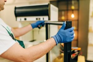 Reparación de cámaras de refrigeración